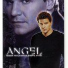 2001 Inkworks promo promotional card Angel TV show Season 2 NM/M Buffy the Vampire Slayer spinoff