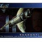 1998 Skybox promo promotional card Babylon 5 Season TV show 5 NM/M