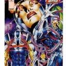 1993 Topps promo promotional card Image & Valiant comics - Deathmate