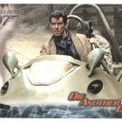 2002 Rittenhouse Archives promo promotional card James Bond 007 Die Another Day P1 small crease