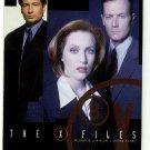 2001 Inkworks promo promotional card X-Files TV show Season 8 NM/M XF81