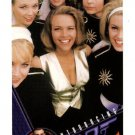 1998 Inkworks promo promotional card 007 - The Women of James Bond P1 Wide vision