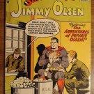 DC Comics - Superman's Pal Jimmy Olsen comic book (1957) VG