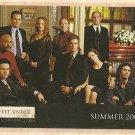 2004 Rittenhouse Archives promo card Six Feet Under Seasons 1 & 2 NM/M P1