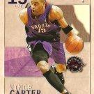 2003 - 04 Fleer EX promo promotional basketball acetate card Vince Carter NM/M