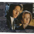 2005 Inkworks promo promotional chromium card X-Files: Connections TV show NM/M Scully Mulder P1