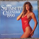 Sports Illustrated 1990 Swimsuit Pin-Up Calendar Kathy Ireland, Elle MacPherson, Rachel Hunter