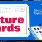 1989 Topps Baseball card vending box, 500 cards, never opened, MINT
