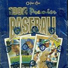 1991 O-Pee-Chee (OPC) Baseball card wax box, 36 packs, never opened, MINT