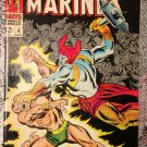 Marvel Comics Sub-Mariner #4 Fine condition, 1968, with Attuma
