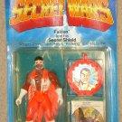 Marvel Super-Heroes Secret Wars Falcon action figure 1984, MIP Mattel Captain America