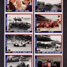 1991 Legends of Indy card set, NM/M, 100 cards, race cars, Legend of the Indianapolis 500
