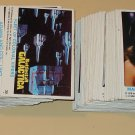 213 1978 Topps BattleStar Galactica TV show cards, Dirk Benedict Lorne Greene Richard Hatch