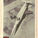 1956 Topps Jets card #85 Douglas X3, US aircraft
