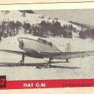 1956 Topps Jets card #147 (B) Fiat G.46, Italian Trainer