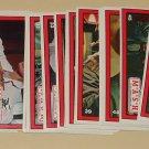 44 different 1982 Donruss MASH (M*A*S*H) TV show cards, NM Alan Alda lot#2