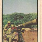 1954 Bowman Power For Peace military card #4 100 inch long range camera VG