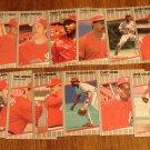 1989 Fleer St. Louis Cardinals baseball card team set, NM/M