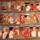 1986 Louisville Redbirds minor league baseball card team set, NM/M, St. Louis Cardinals