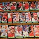 1987 Donruss St. Louis Cardinals baseball card team set, NM/M
