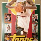 1999 - 2000 Topps promo promotional basketball card mobile display - never used!