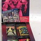 1993 River Group Dark Dominion card wax box, 39 packs, packs never opened, Defiant comics