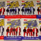 8 unopened packs 1989 Topps New Kids On The Block non-sports trading cards