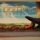 1994 Skybox Walt Disney Lion King II (2) movie cards near set (missing 1), NM/M