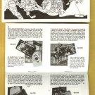 1969 3M Fun & Games catalog, NM, strategy, sports, classics, more!