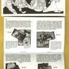 1970 3M Fun & Games catalog, NM, strategy, sports, classics, more!