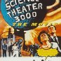 """Mystery Science Theater 3000 The Movie poster, 27"""" x 40"""" rolled"""