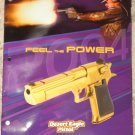 2000's Desert Eagle handgun & accessories catalog - guns, parts, mags, and much more