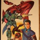 Robotech New Generation Vol. 2 VHS animated video tape movie film cartoon, Japanese manga, anime