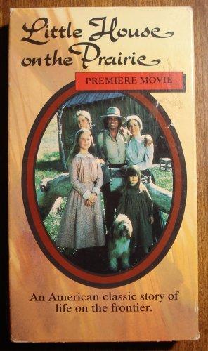 Little House on the Prairie VHS video tape movie film, Premeire movie episode, Michael Landon