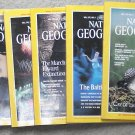 1989 National Geographic Magazine - full entire complete year January  - December - 12 issues