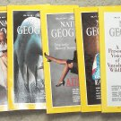 1990 National Geographic Magazine - full entire complete year January  - December - 12 issues