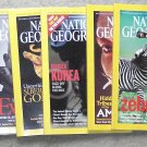 2003 National Geographic Magazine - full entire complete year January  - December - 12 issues