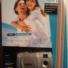 Vivitar Freelance digital camera - photos & video - new in package, Facebook Youtube Twitter