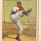 1950 Bowman baseball card #19 Warren Spahn VG Boston Braves