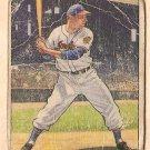 1950 Bowman baseball card #7 (B) Jim Hegan fair/good Cleveland Indians