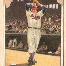 1950 Bowman baseball card #6 Bob Feller fair Cleveland Indians
