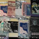 9 packs of non-sports cards, sealed, mint elvis, monsters, T2, Planet of the apes, more!