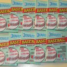 1991 Donruss Baseball card wax packs, series 2, never opened - 12 packs, 15 cards per pack