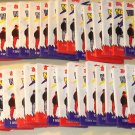 96 packs Topps New Kids On The Block non-sports card wax packs, never opened, 8 card packs