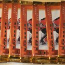 9 packs 1998-1999 Pacific Dynagon Ice Hockey card packs, never opened, 1998/99, 5 cards/pack