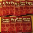 11 packs Inkworks Planet of the Apes Archives non-sports cards packs, unopened, 8 cards/pack