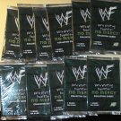 11 packs 2000 WWF No Mercy card packs, unopened, 7 cards/pack World Wrestling Federation