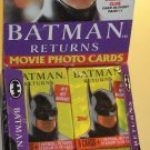 35 packs Topps Batman Returns movie non-sports cards packs, unopened, 8 cards/pack Michael Keaton