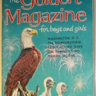 The Golden Magazine For Boys & Girls July 1967 (7/67) Christmas issue, VG/EX condition - COMPLETE!