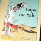 Caps For Sale - Scholastic children's SC book, 1970, Esphyr Slobodkina